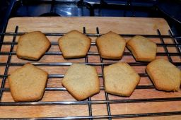 Honey Gingerbreads